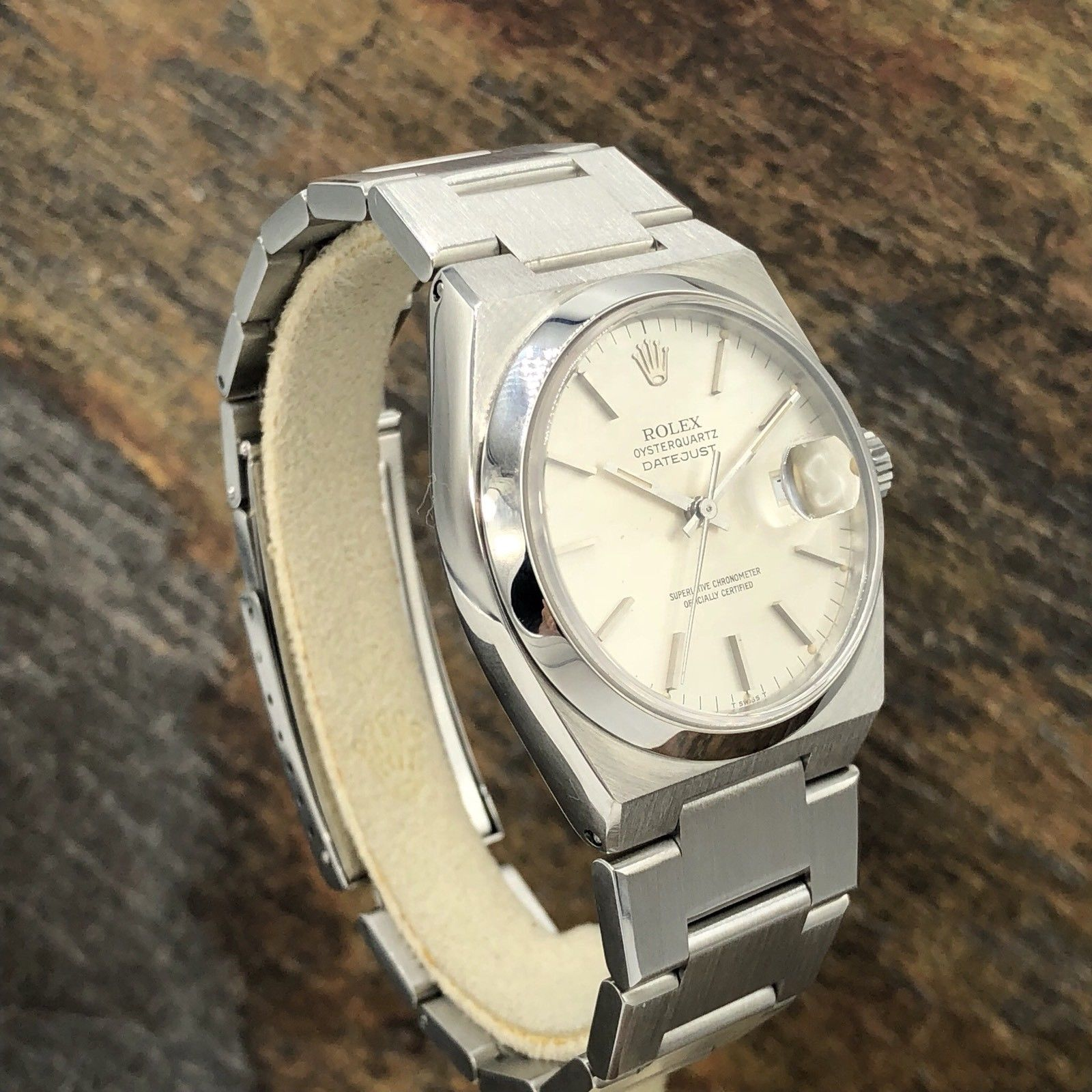 Vintage rolex datejust oyster quartz 17000 mint condition awadwatches for Vintage rolex oyster