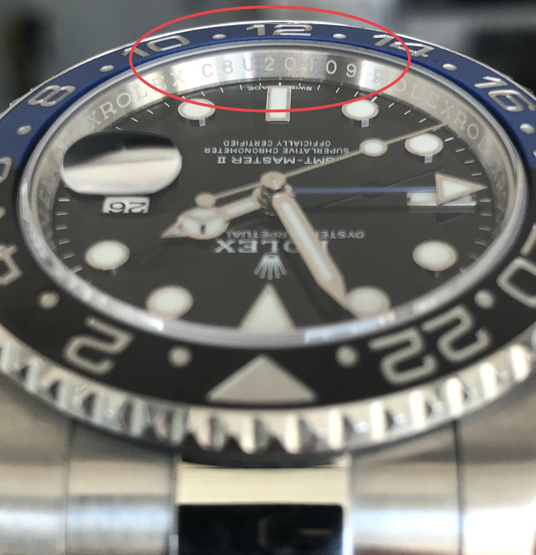 Rolex Serial Number Lookup